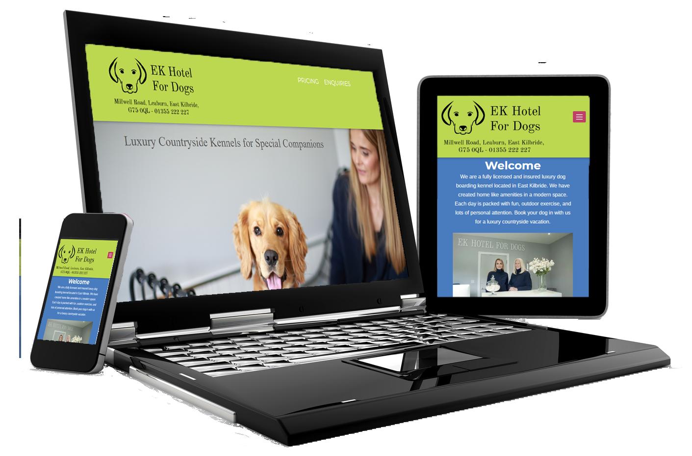 ek hotel for dogs